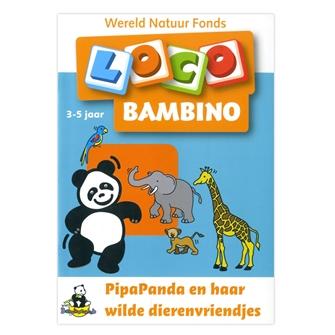 Image of Bambino LocoPipa panda og hendes vilde venner