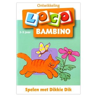 Image of Bambino Loco leg med dikkie dik