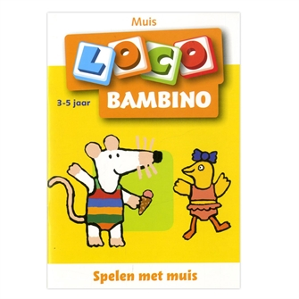 Image of Bambino Loco leg med mus