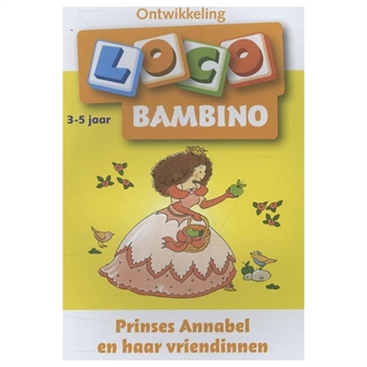 Image of Bambino Loco-Princess Annabel and her girlfriends (3-5) (9789001835767)