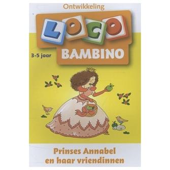 Image of Bambino Loco Prinsesse annabel og hendes venner
