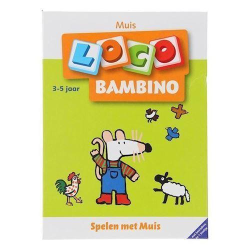 Image of Bambino Loco Start pakke mus og venner (9789001589462)