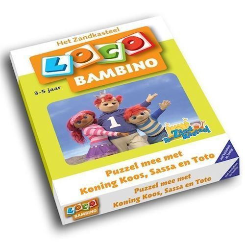 Image of Bambino Loco sandslot start pakke (9789001500900)