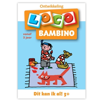 Image of Bambino Loco det kan jeg allerede 3