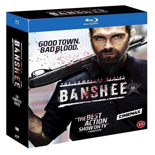 Image of Banshee Complete Series - Blu-Ray (5051895406427)