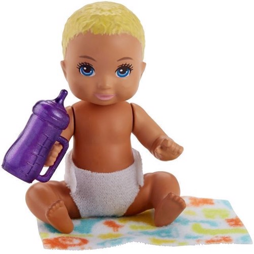 Image of   Barbie - Baby med blond hår (FHY80)