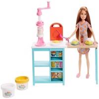 Barbie - morgenmad med Stacie