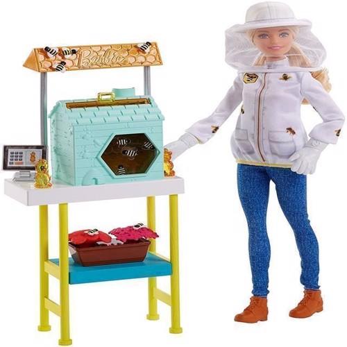 Image of Barbie kariere legesæt, biavler (FRM17)