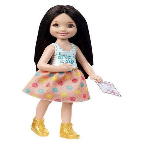 Image of   Barbie - Chelsea og venner, tegnesjov