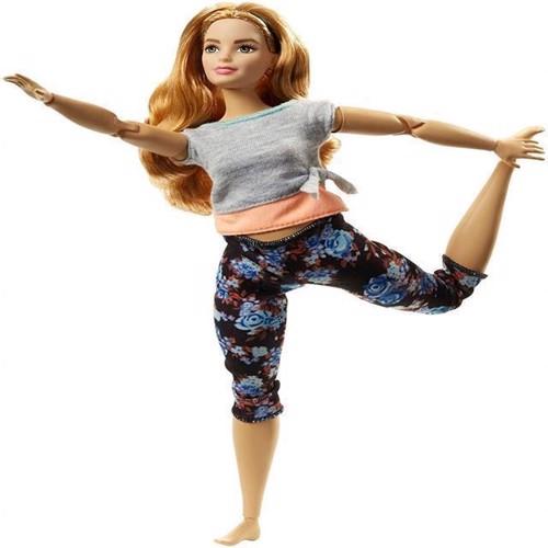 Image of Barbie - Made to Move - Orange trøje (FTG84)