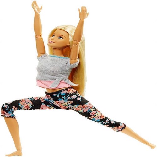 Image of Barbie - Made to Move - Pink trøje (FTG81)