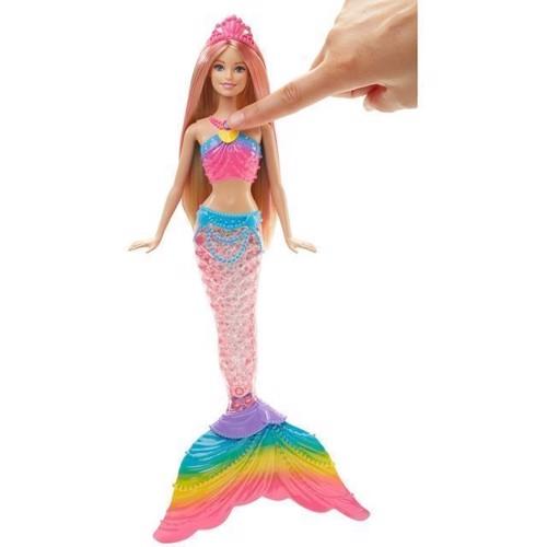 Image of Barbie - regnbue havfrue