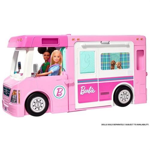 Image of Barbie - 3-in-1 Dream Camper (GHL93) (0887961796865)