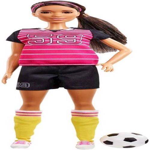 Image of Barbie - Karriere Dukke Atlet 60Års Jubilæum