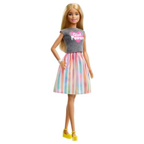 Image of Barbie Karierre Dukke Med Overraskelses Tøj