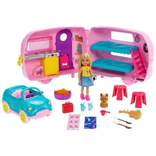 Image of Barbie Chelsea Camper