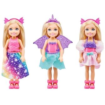 Image of Barbie Chelsea Dress-up Set (0887961913828)