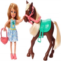 Barbie - Chelsea & Pony Blond (GHV78)
