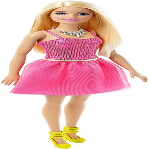 Barbie - Dolling Litz kjole pink