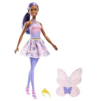 Image of Barbie Dreamtopia dukke, fe