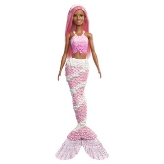 Image of Barbie Dreamtopia havfrue med lyserødt hårFXT9