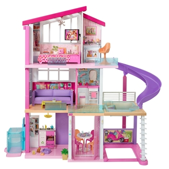 Image of Barbie Dream House with Lift (887961870831)