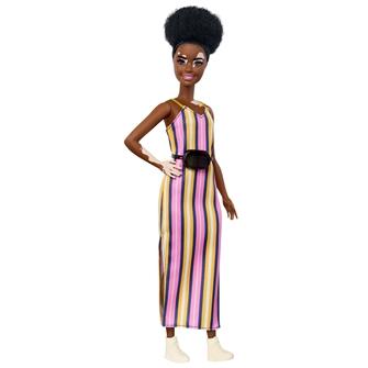 Image of Barbie Fasionistas Doll - Stripes (887961804409)