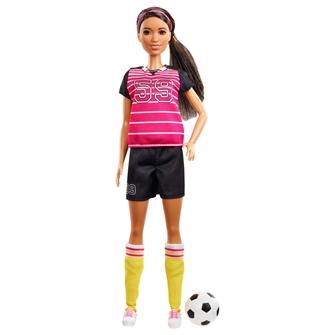 Image of Barbie Fodboldspiller