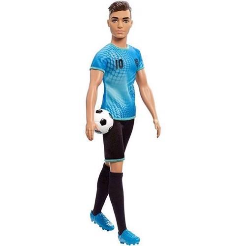 Image of Barbie Karierre Dukke, Ken Spiller Fodbold
