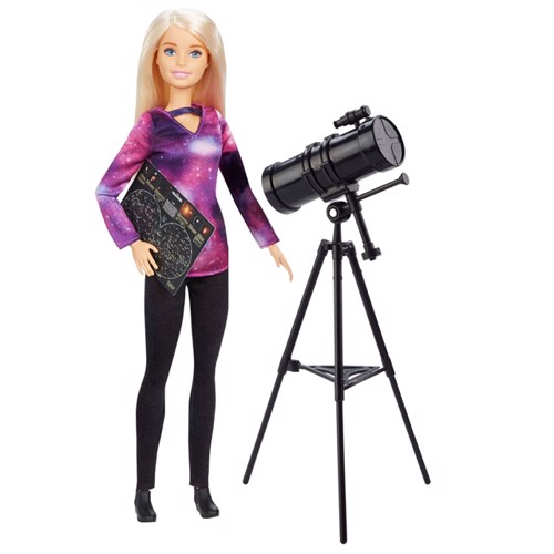 Image of Barbie National Geographic Astrofysiker