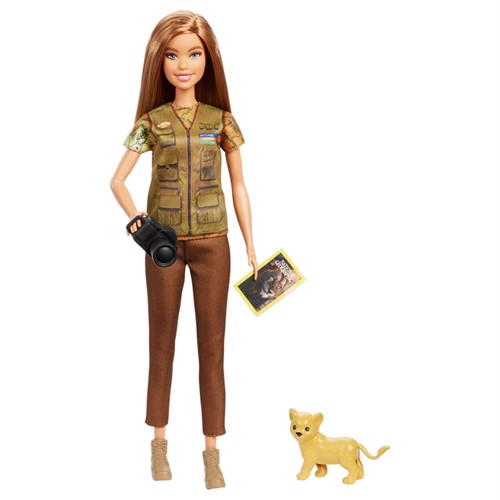 Image of Barbie National Geographic Natur Fotograf