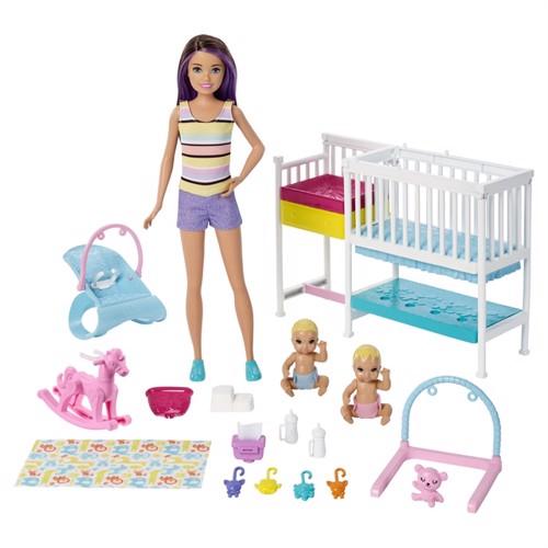 Image of Barbie Skipper Legerum Til Børnene (0887961764918)