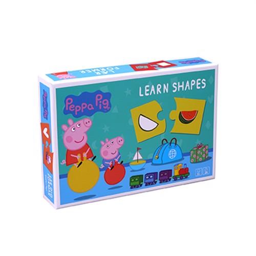 Image of Barbo Toys Gurli Gris, lær om forme (5704976089759)