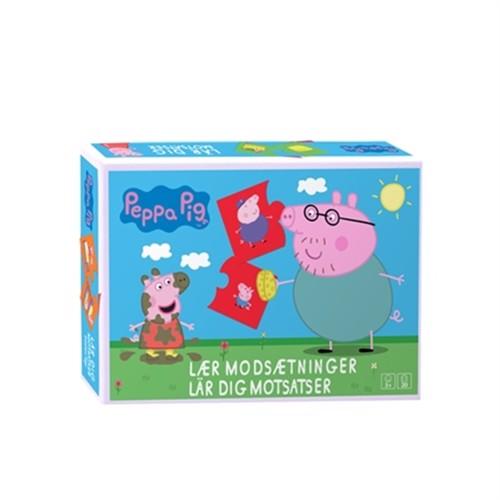 Image of Barbo Toys Gurli Gris, modsætninger (5704976089599)
