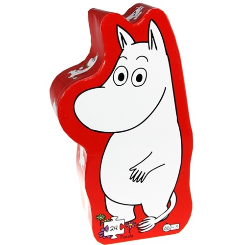 Image of Barbo Toys, puslespil, moomin