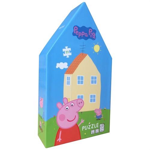 Image of Barbo Toys, puslespil, gurli gris hus 24 dele