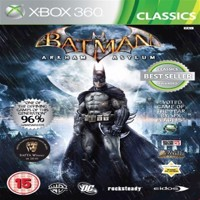 Batman Arkham Asylum Game of the Year Edition Classics - Xbox 360