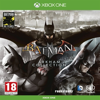 Image of Batman arkham collection Xbox One (5051892224307)