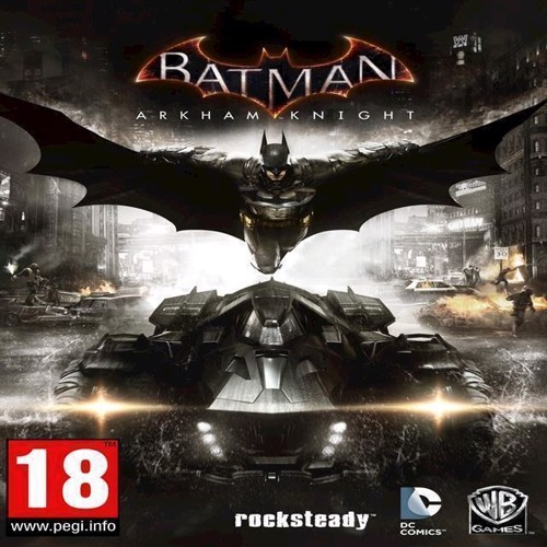 Image of   Batman Arkham Knight - PS4
