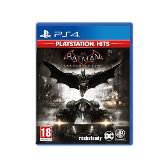 Image of   Batman Arkham Knight Playstation Hits - PS4
