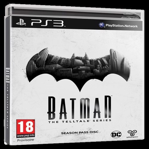 Image of   Batman A Telltale Game Series - PS4
