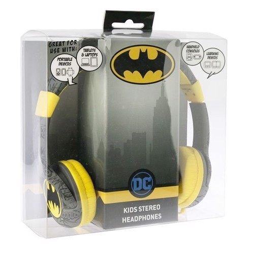 Image of Batman Bat Signal Junior, Hovedtelefoner (5055371618861)