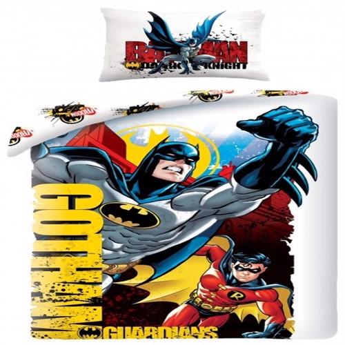 Image of Batman Gotham Guardians 2I1 Sengetøj 100 Procent Bomuld (0700371043209)
