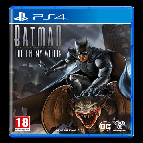Image of   Batman The Telltale Series The Enemy Within - XBOX ONE