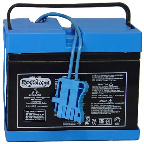 Image of Batteri, 12V, 12Ah Til Biler Fra Pegperego.