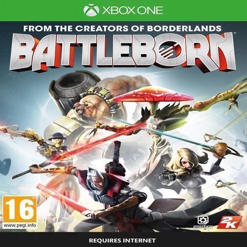 Image of Battleborn - XBOX ONE (5026555284462)