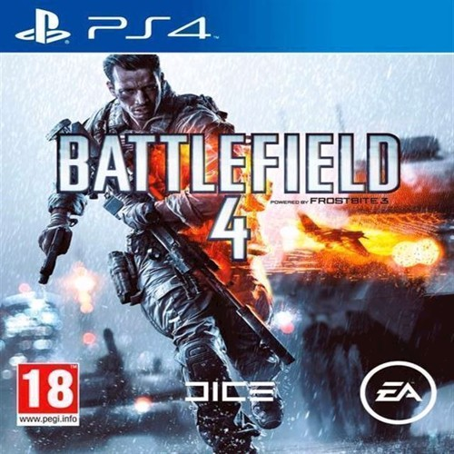Image of Battlefield 4 - PS4 (5030931111341)