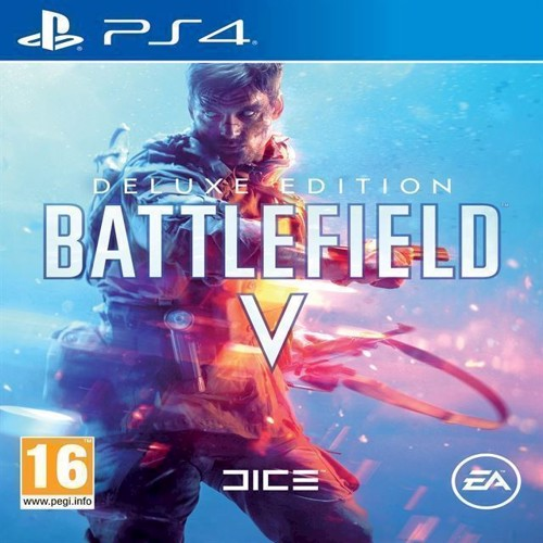 Image of   Battlefield V (5) (Nordic) Deluxe Edition - PS4