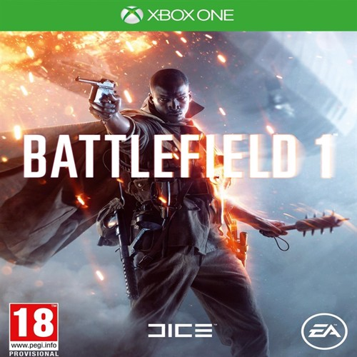 Image of battlefield 1 Xbox one (5030933122024)