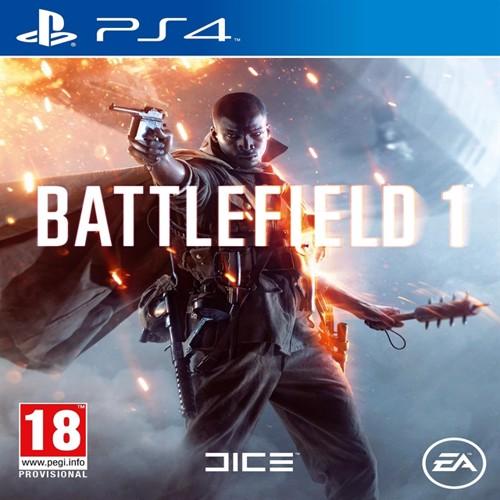 Image of Battlefield 1nlfr, PS4